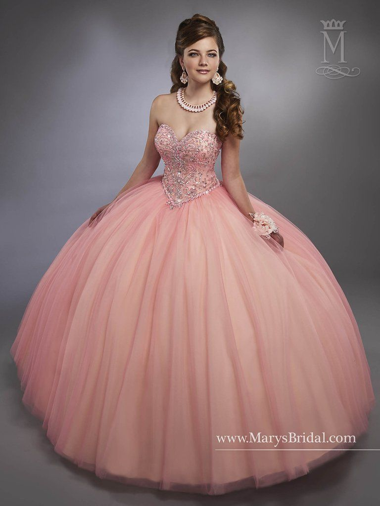 Mary\'s Bridal Beloving Collection Quinceanera Dress Style 4778 | 15 ...