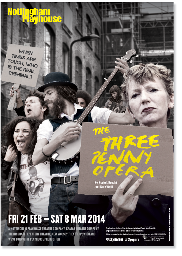 Pin By Mihail On The Threepenny Opera Posters From Around The World The Threepenny Opera Theatre Company Graeae