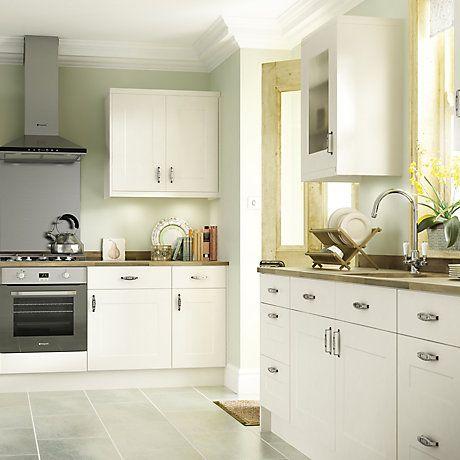It Classic Ivory  Kitchen Ranges  Kitchen  Rooms  Diy At B&q Gorgeous Bandq Kitchen Design Design Inspiration