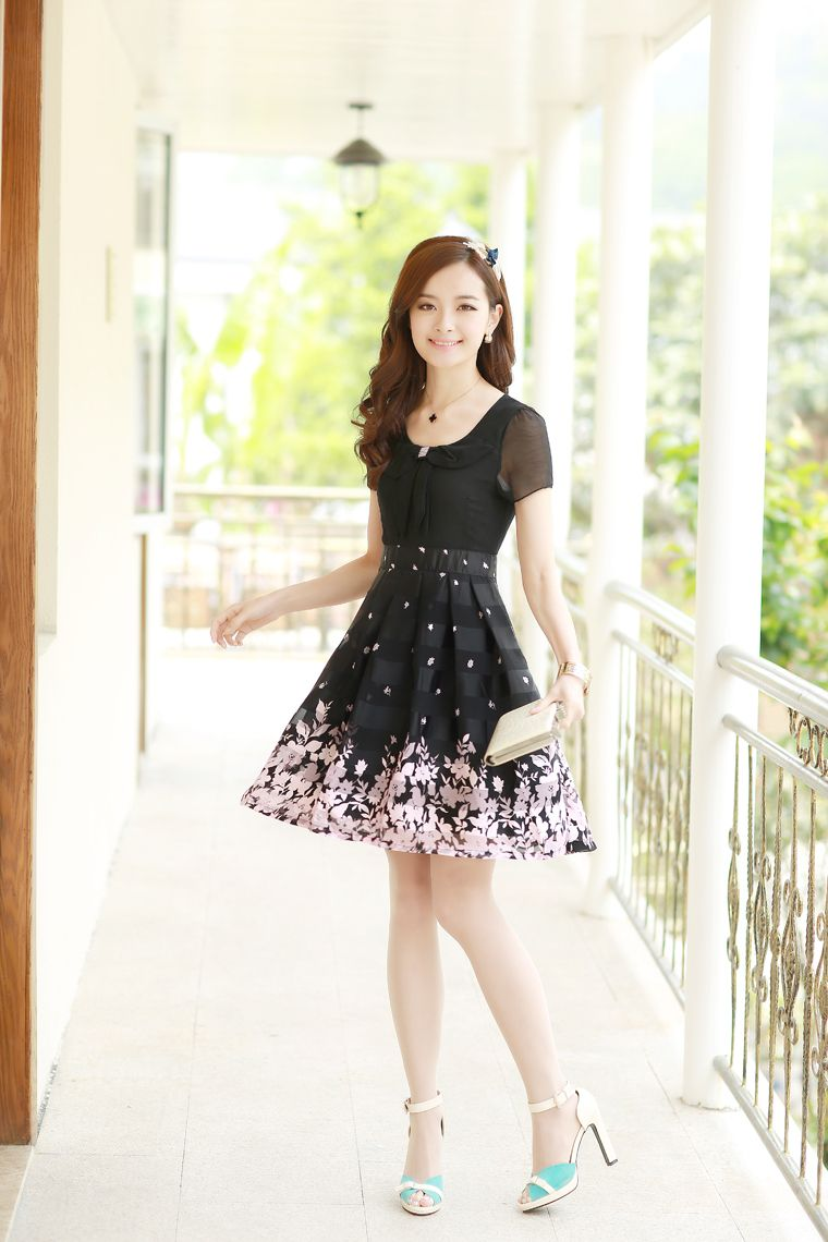 beautiful casual summer dresses with sleeves perfect