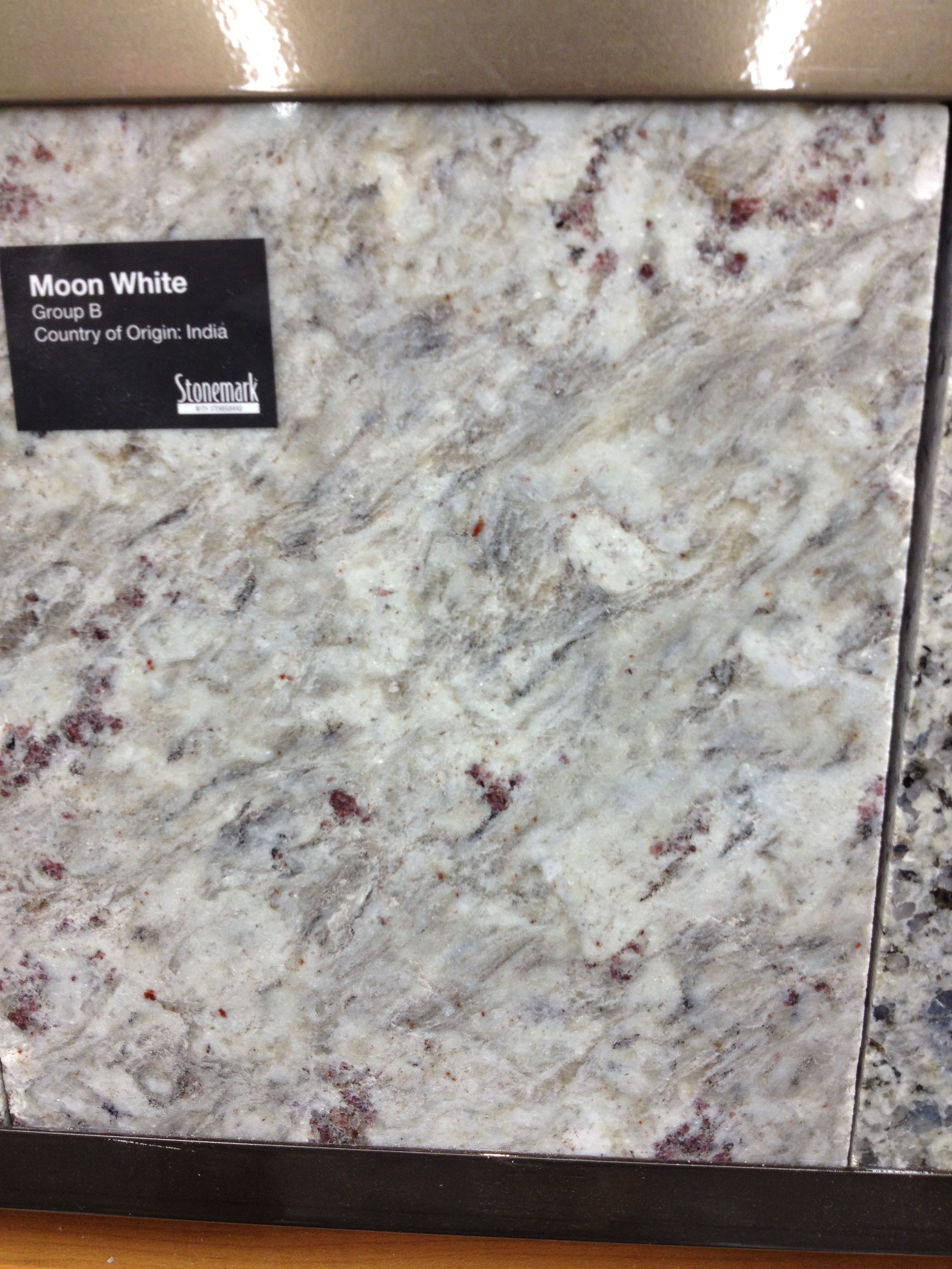 Image Gallery Website Moon White granite very much like Kashmir White but less speckly and more swirly
