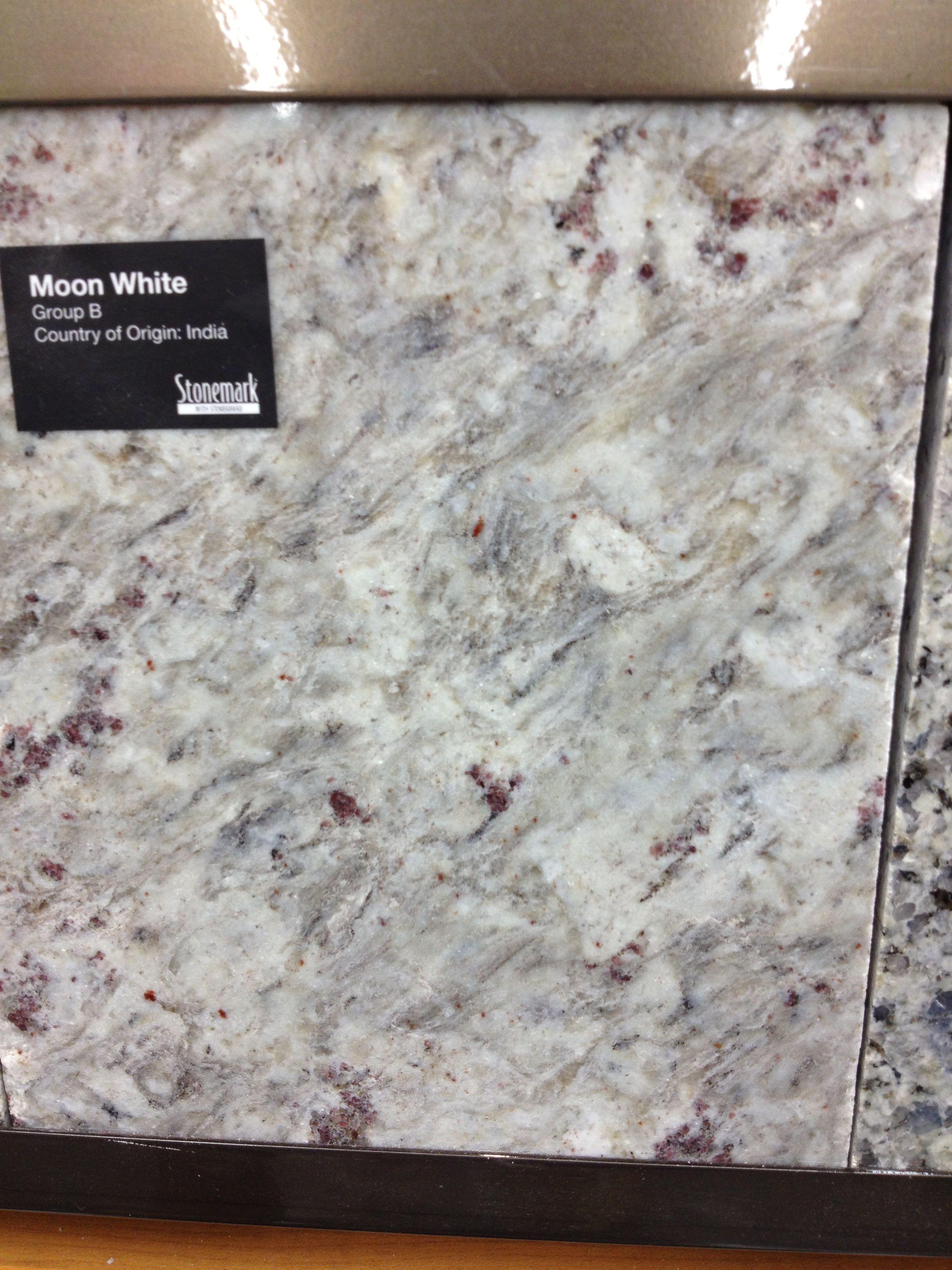 Download Wallpaper Moon White Granite Kitchen Pictures