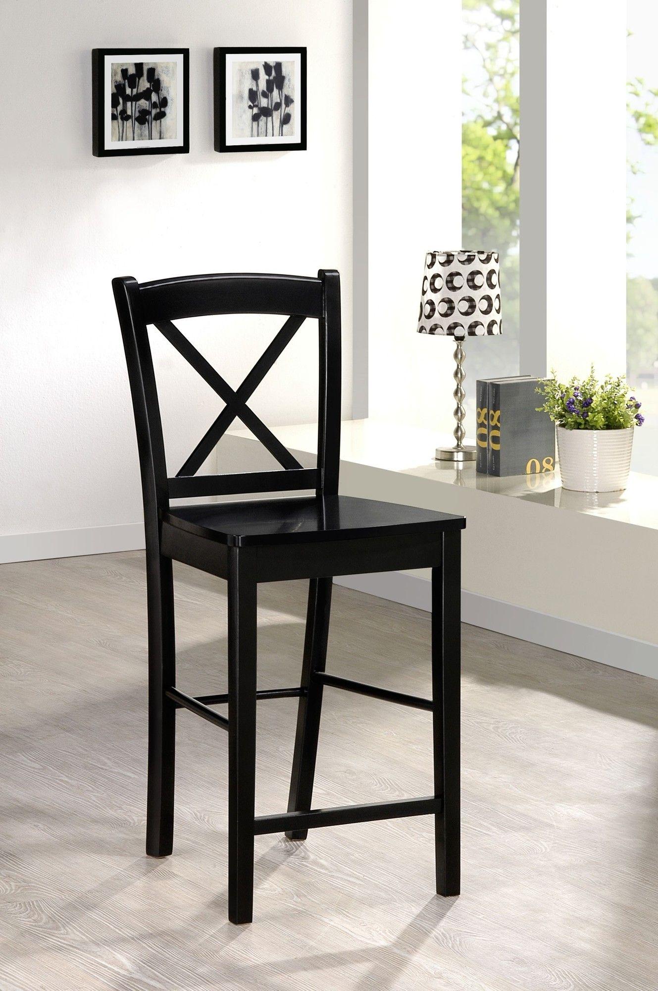 wayfair kitchen stools step stool linon black x bar pinterest 30