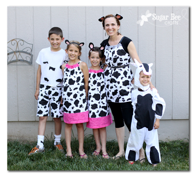 Everyday Cow Wear Costume Diy Cow Costume Cow Costume Toddler Cow Costume