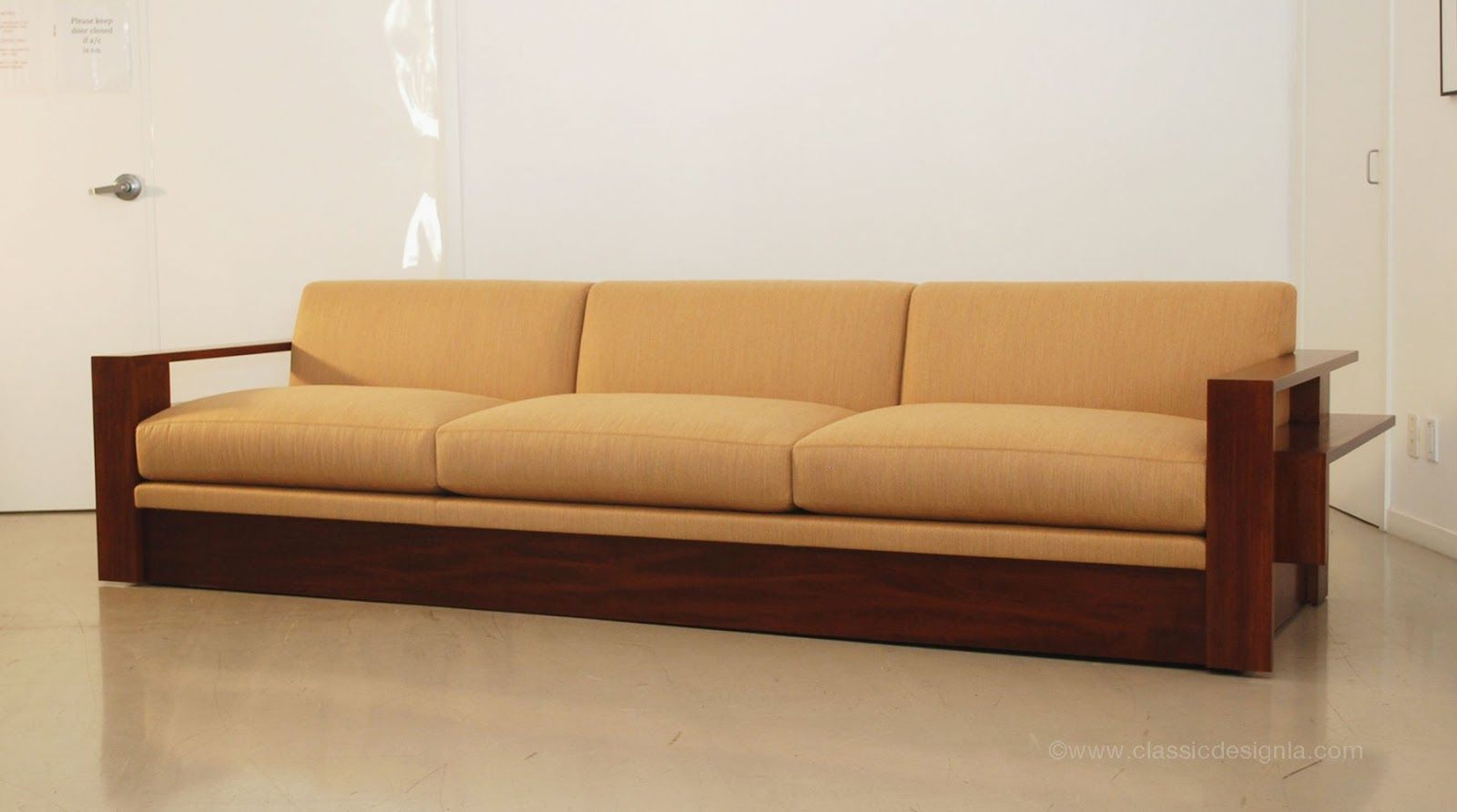 sofa frames for upholstery real leather corner bed with storage how to make a wooden frame plywood inspiration
