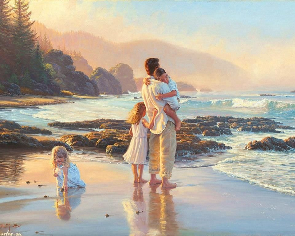 by Mark Keathley  tower of strength