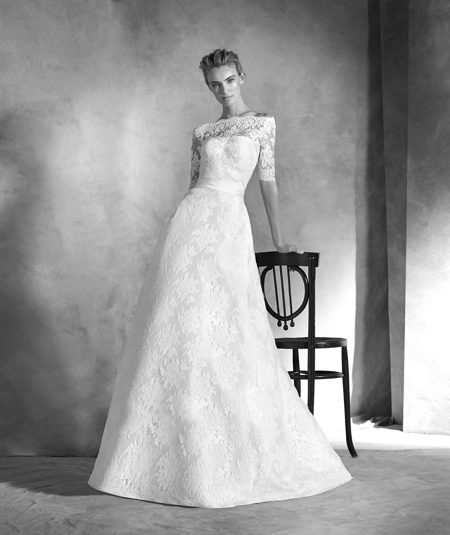 ITALIA - Wedding Dresses 2016 Atelier | Pronovias