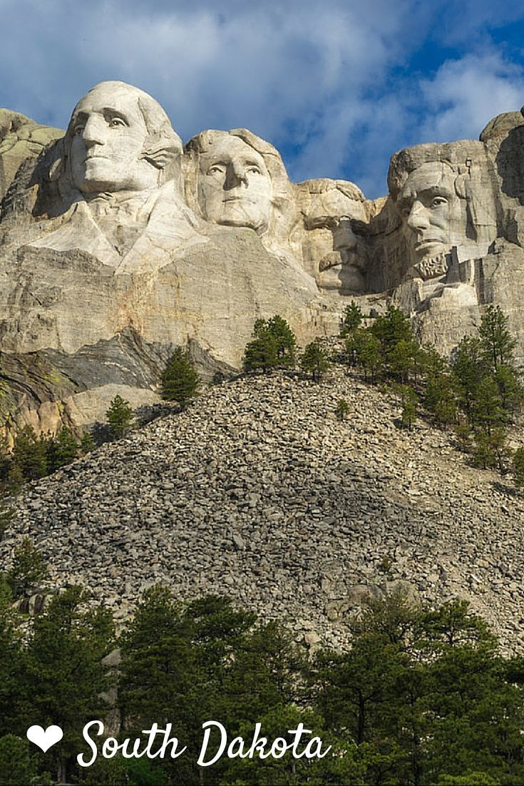 8 amazing south dakota attractions | pinterest | mount rushmore