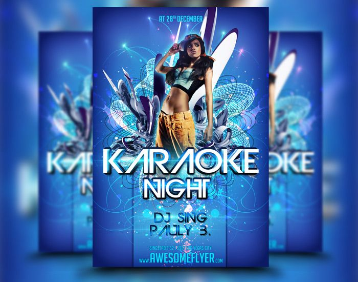 Check Out Spring Break Flyer Template By Flyermind On Creative
