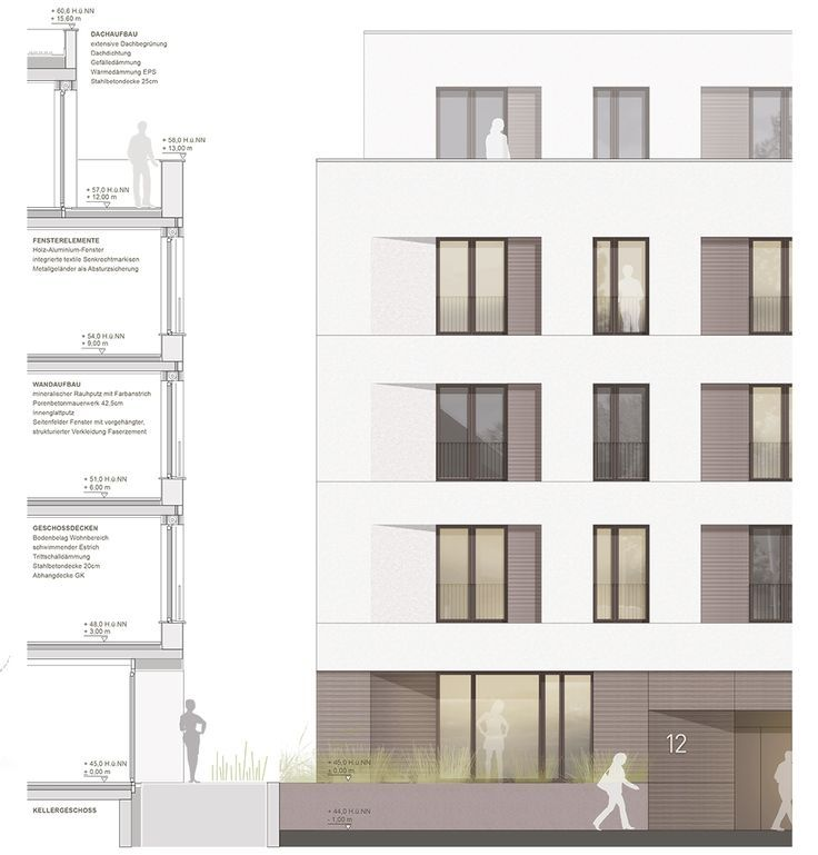 Afbeeldingsresultaat Voor Plan Detail Appartement Elevator Section Ekologichnaya Arhitektura Arhitekturnyj Dizajn Zhilaya Arhitektura