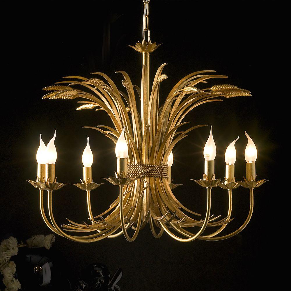 High end handmade italian gold leaf chandelier chelsea london high end handmade italian gold leaf chandelier at juliettes interiors chelsea london arubaitofo Choice Image