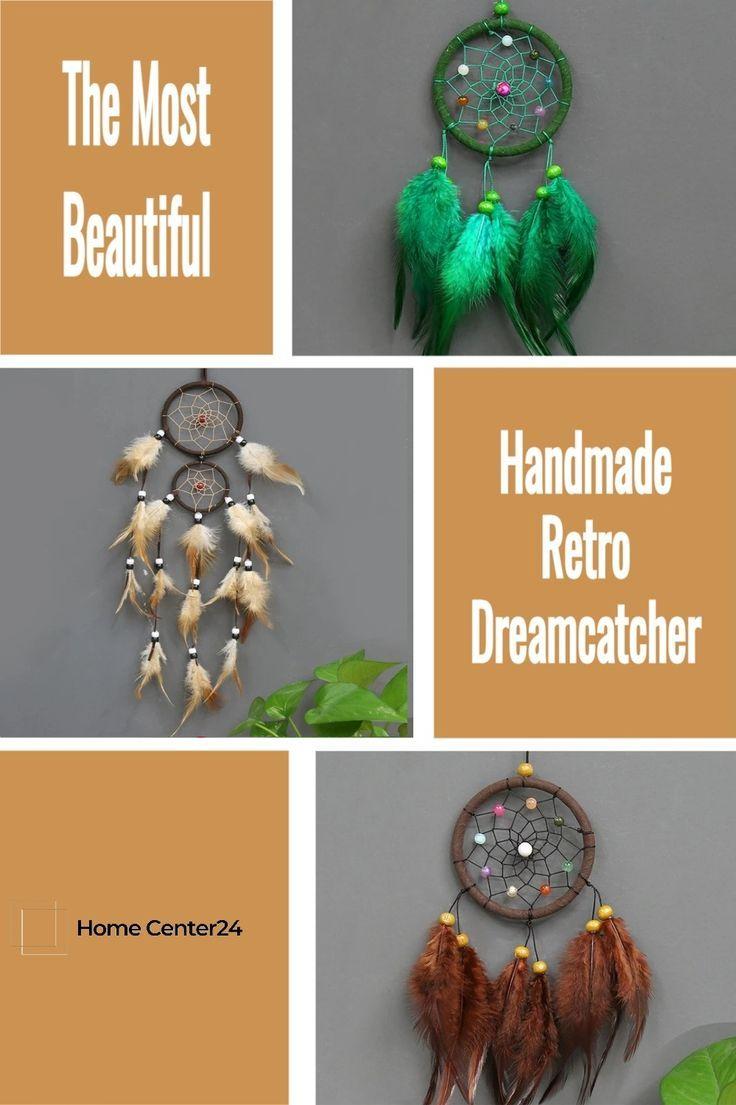 Handmade Retro Dreamcatcher