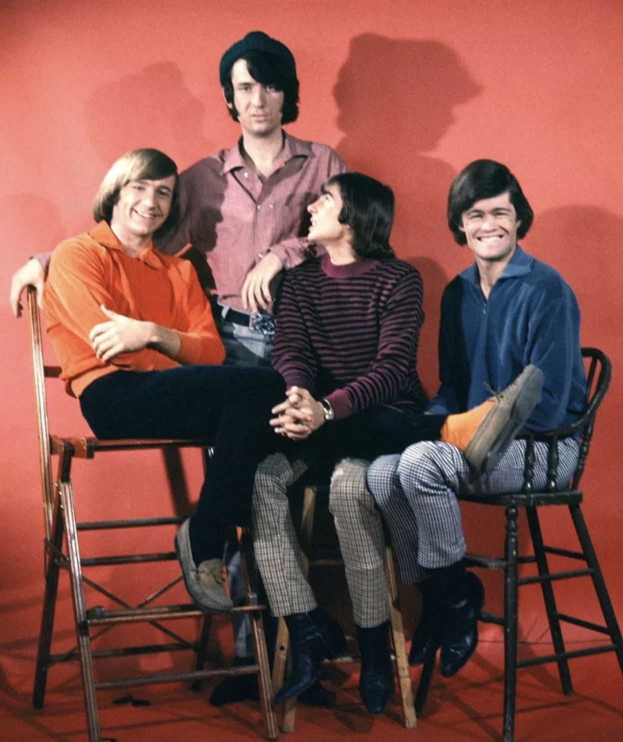 The Monkees - 1966 | The Monkees in 2019 | The monkees