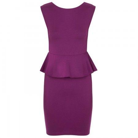 Loving the Peplum look. This ALICE + OLIVIA peplum dress is just what I need!