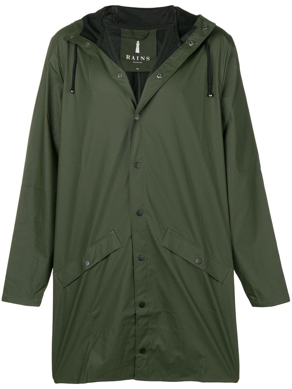 Regenjacke RAINS Jacket Dusty Mint