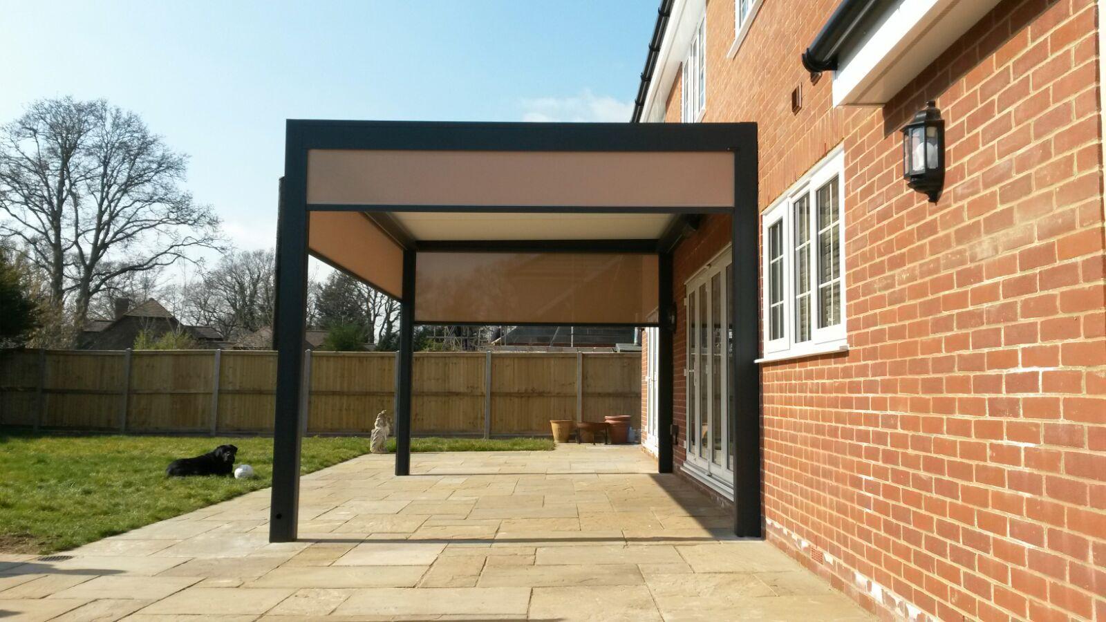 Outdoor Living Pod™ in 2020 Patio canopy, Pergola