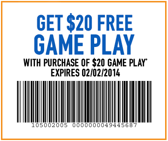 image relating to Dave and Busters Printable Coupons referred to as Pin through Sarang Bi upon Help you save A lot more Free of charge online games, Online games in direction of participate in