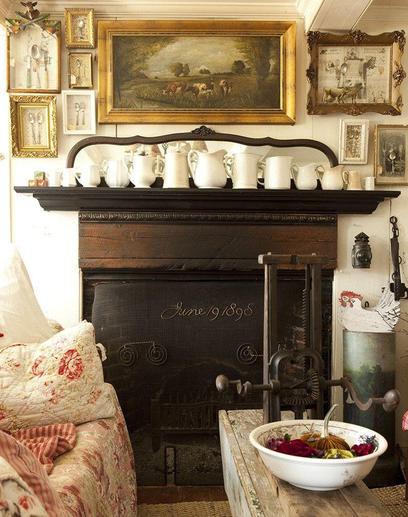 Englischer landhausstil wohnzimmer  Pin von irvin garay auf maison | Pinterest | Gemütlichkeit, Englisch ...