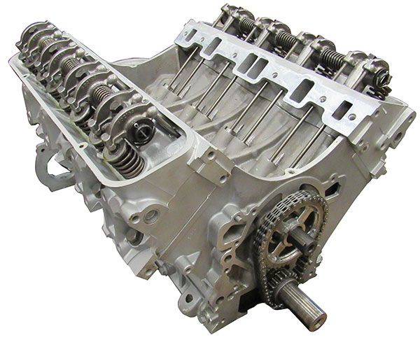 Land Rover 4 6 Engine: Remanufactured Long Block For