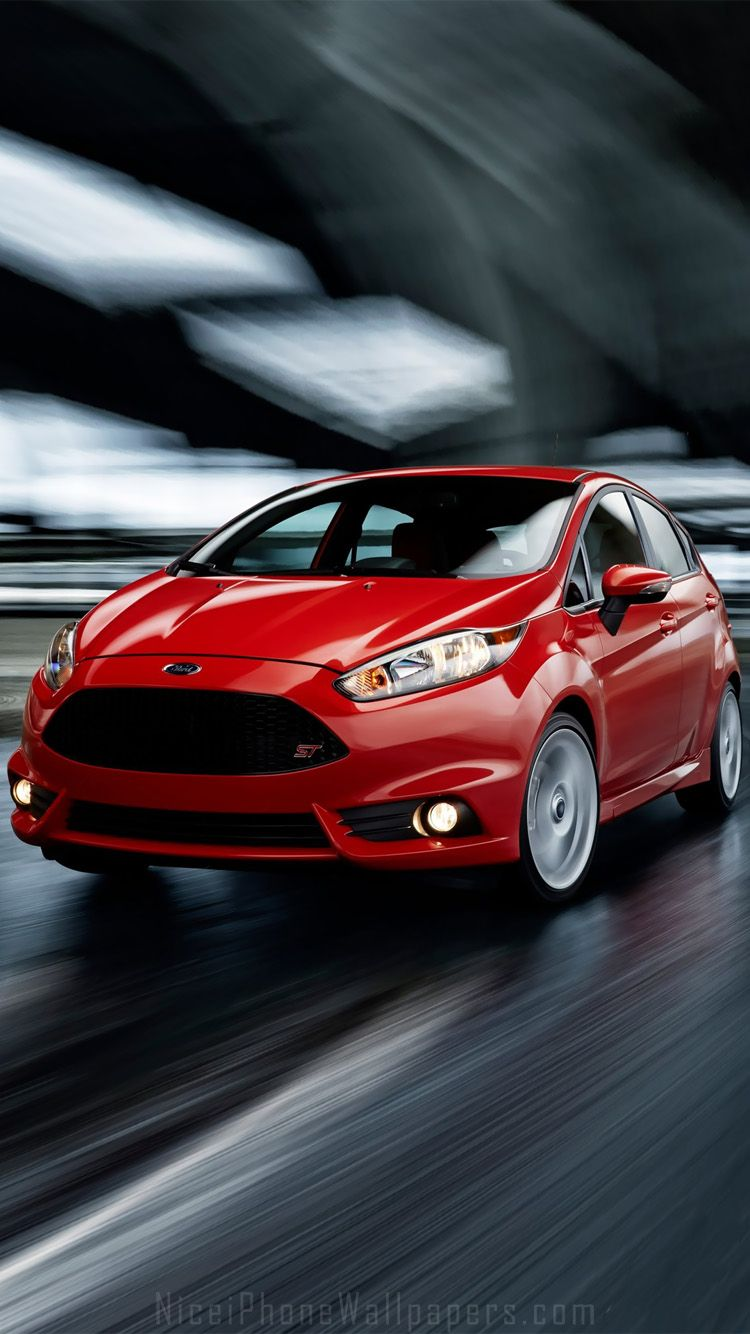 Ford fiesta st iphone 6 6 plus wallpaper