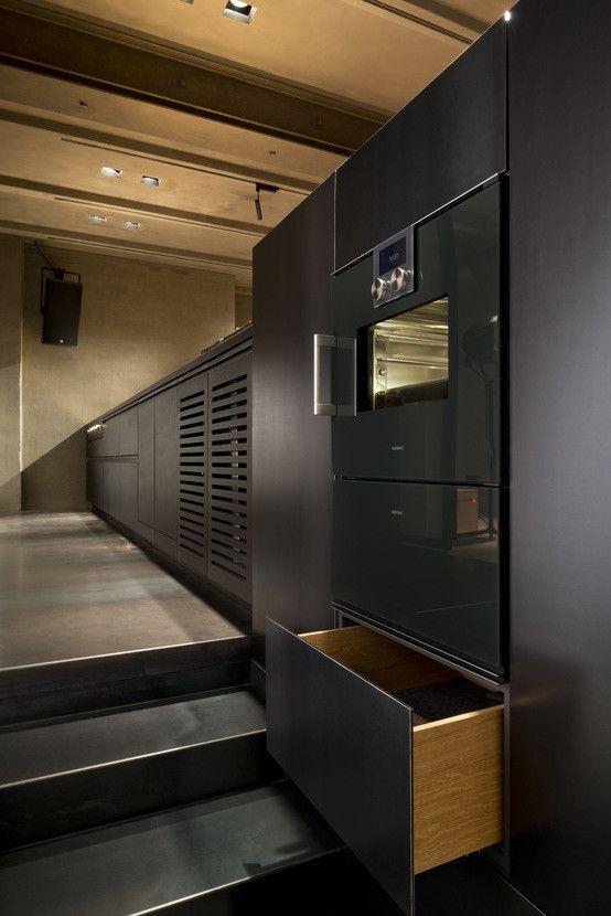 Die 5 schönsten schwarzen Küchen schwarze Küchen, Küche und - Die Schönsten Küchen