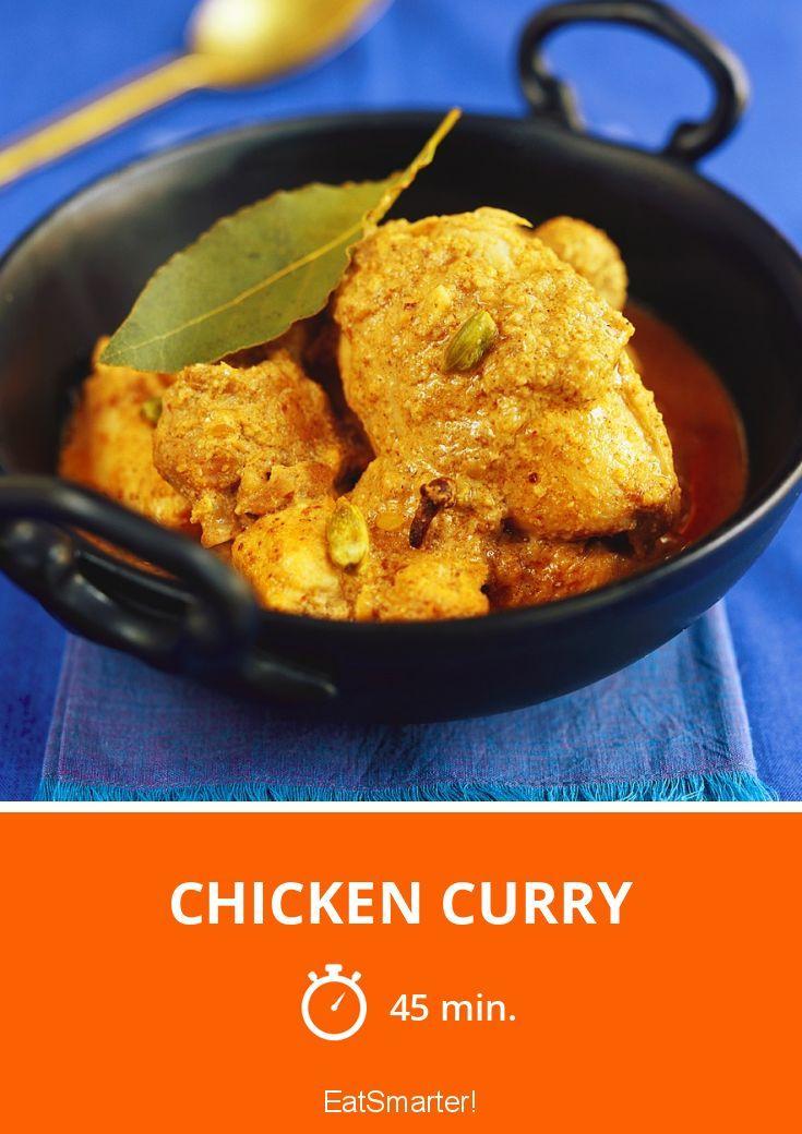 Chicken Curry - smarter - Zeit: 45 Min. | eatsmarter.de