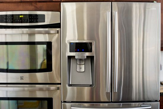 Elegant How To Clean Big Stainless Steel Appliances WITHOUT Harsh Chemicals Or  Expensive Products