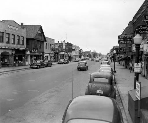 Burton Heights Division Burton April 12 1950 Grand Rapids