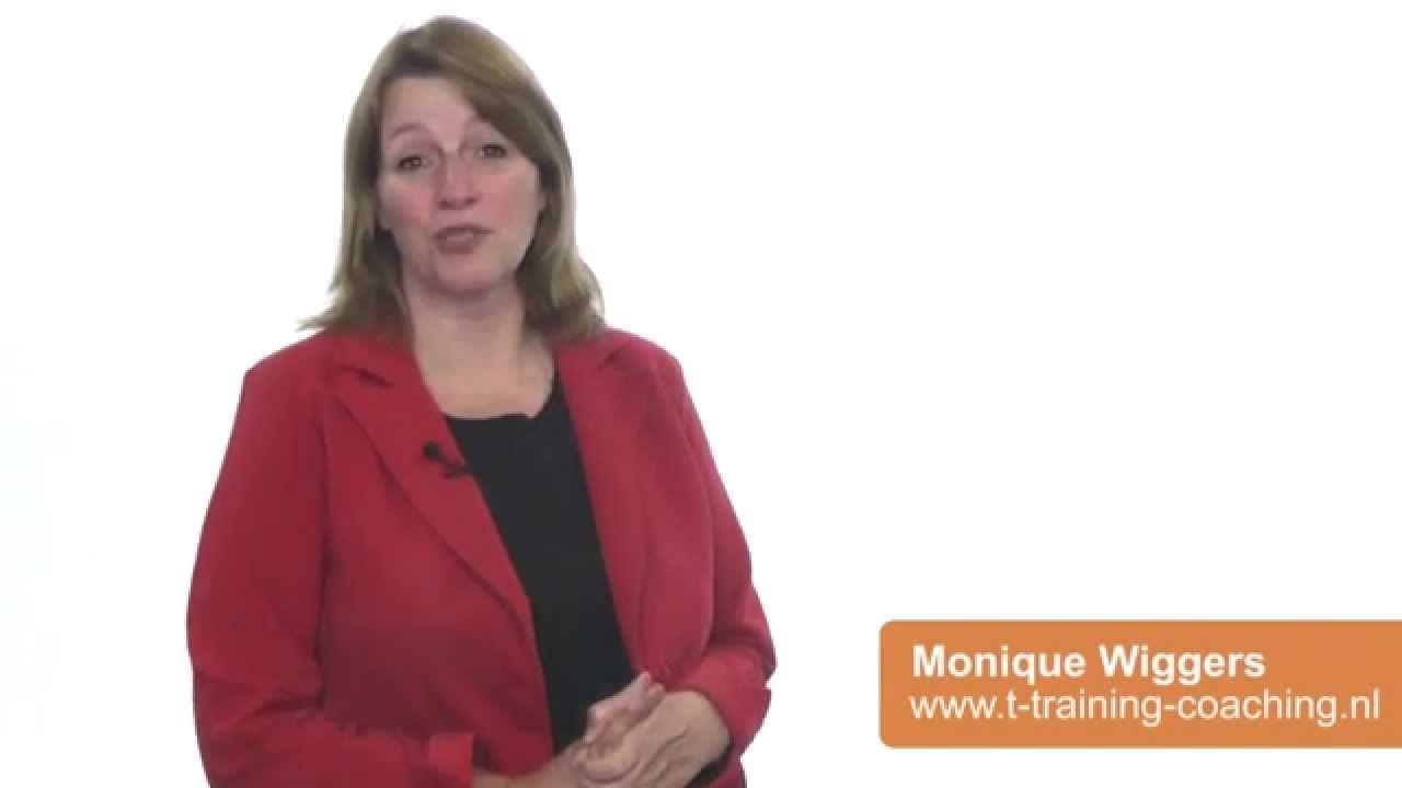 Monique Wiggers T-Training en  -Coaching