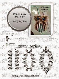 P@tty Perline : Phone lucky charm