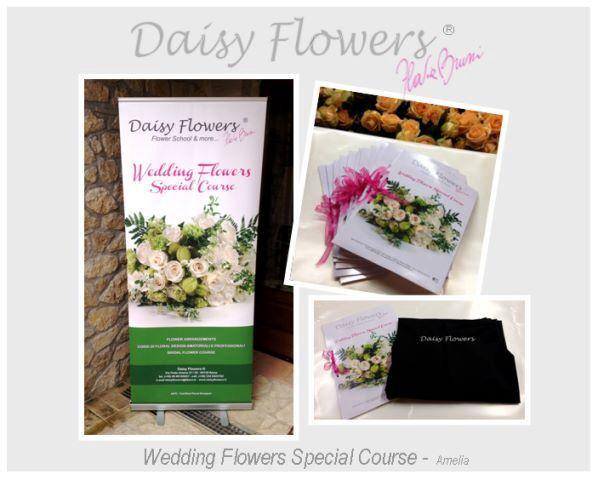 Wedding Flowers Special Course 18/19 ottobre 2014
