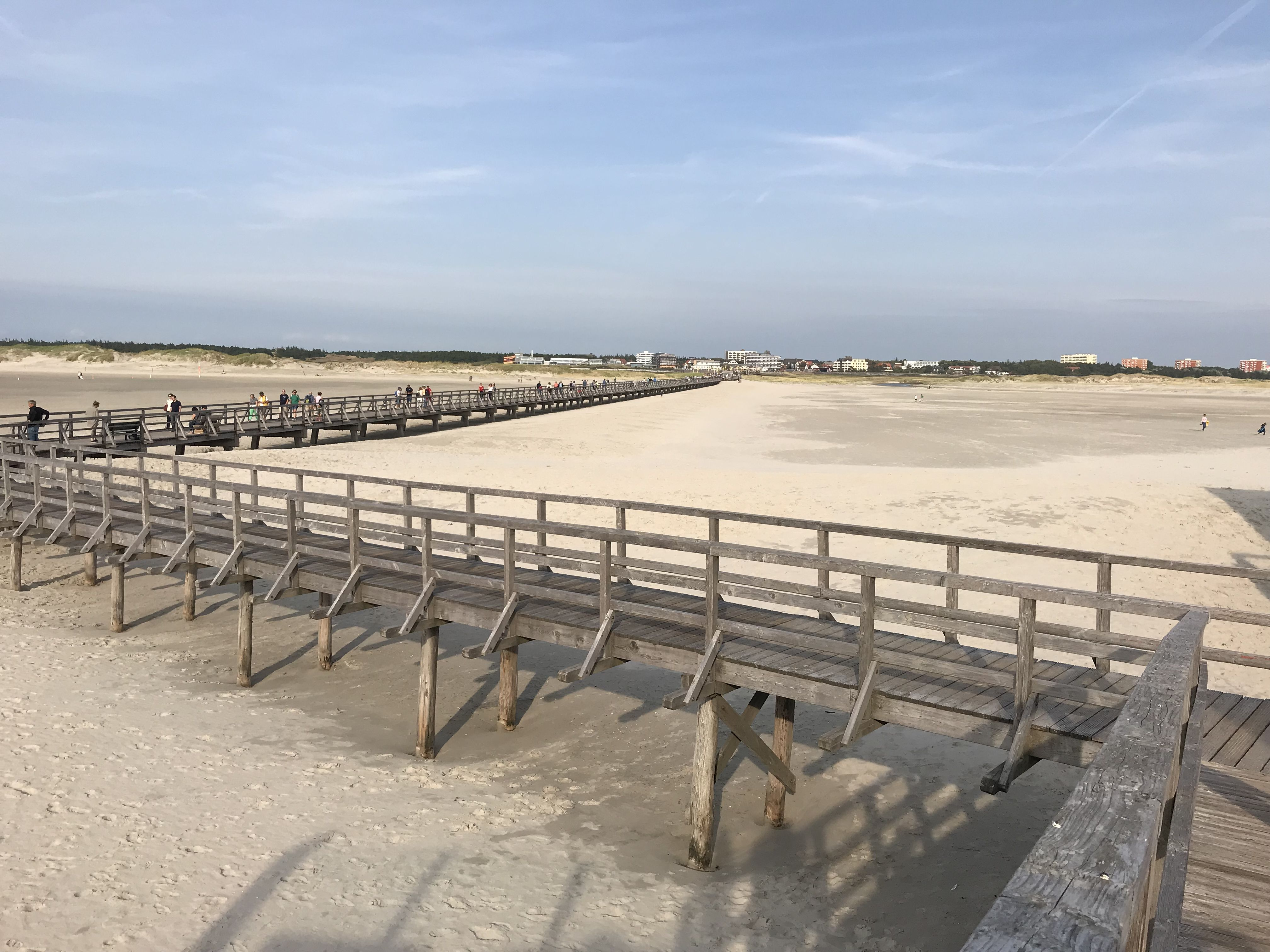Spo St Peter Ording And It S A Paradise For Dog Owners Water Sports Enthusiasts And All Those Who Like Wide Long Sandy Beaches And Chilling Sandy Beaches