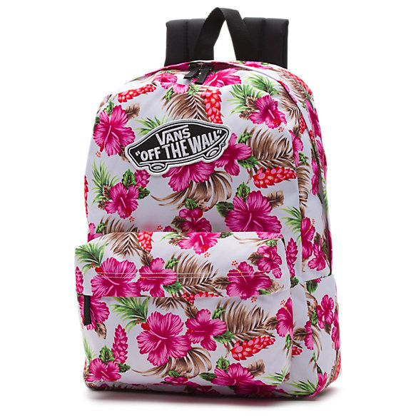 7d6b975e325 Realm Hawaiian Floral Backpack | Shop Womens Backpacks | The girls ...