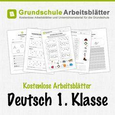 Kostenlose Arbeitsblätter Und Unterrichtsmaterial Für Den Deutsch In