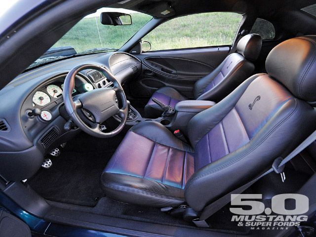 Mystichrome Cobra Interior 2004 Ford Mustang Mustang Ford Mustang