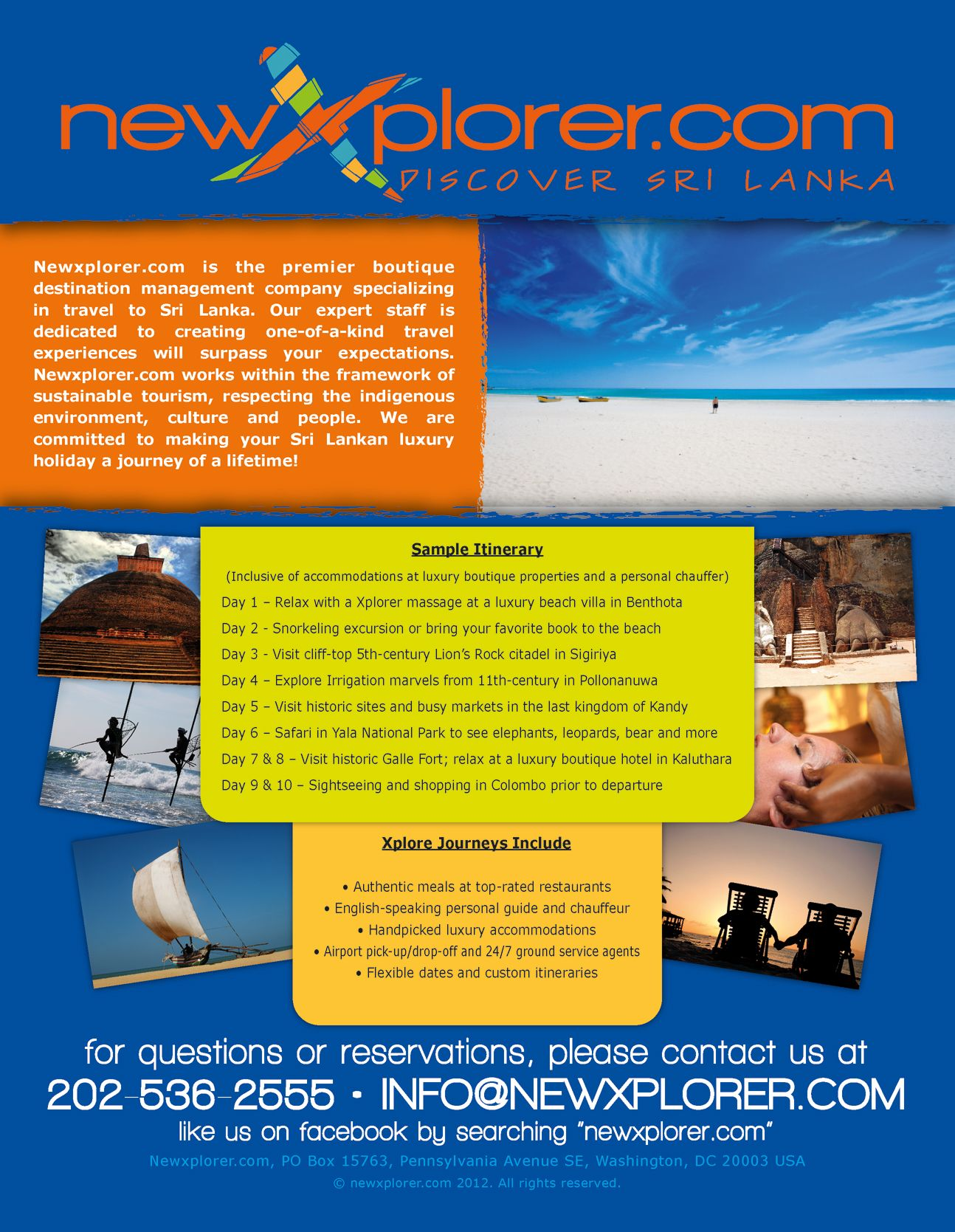 Sample Travel Flyer  Travel Flyer Design