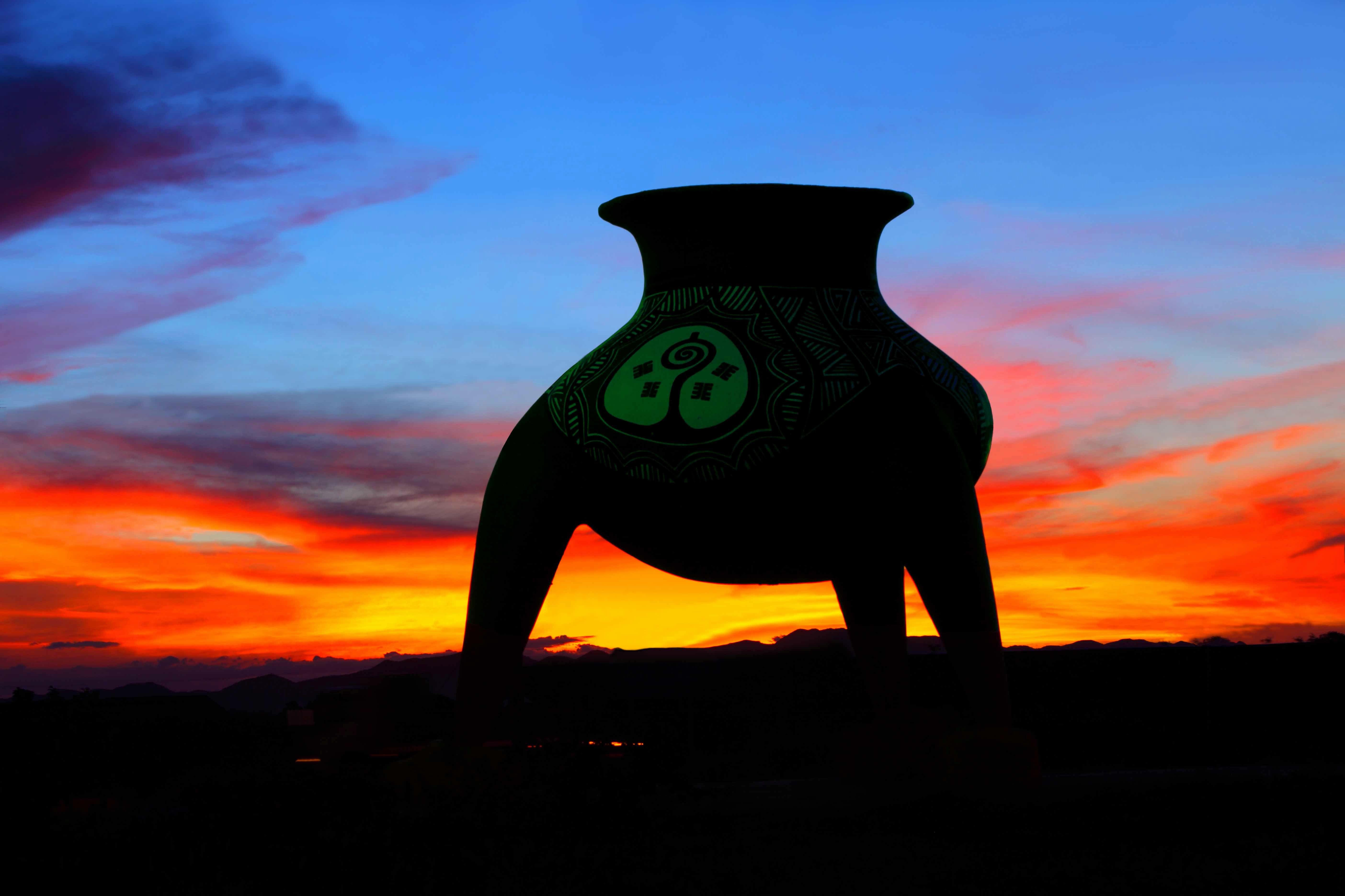 Tinaja De Quibor Monumento Imponente Que Refleja La Cultura