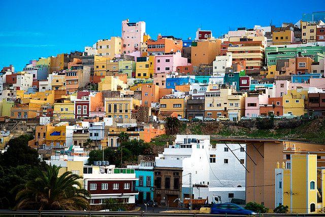 Las Palmas Canary Islands Spain Spain Tour Canary Islands