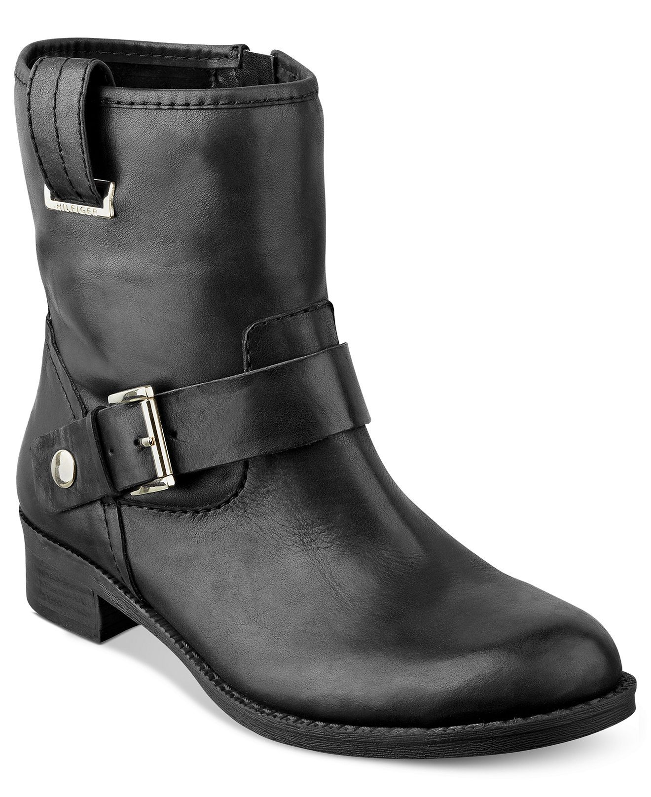 242b355189d5 Tommy Hilfiger Fate Booties - Shoes - Macy s