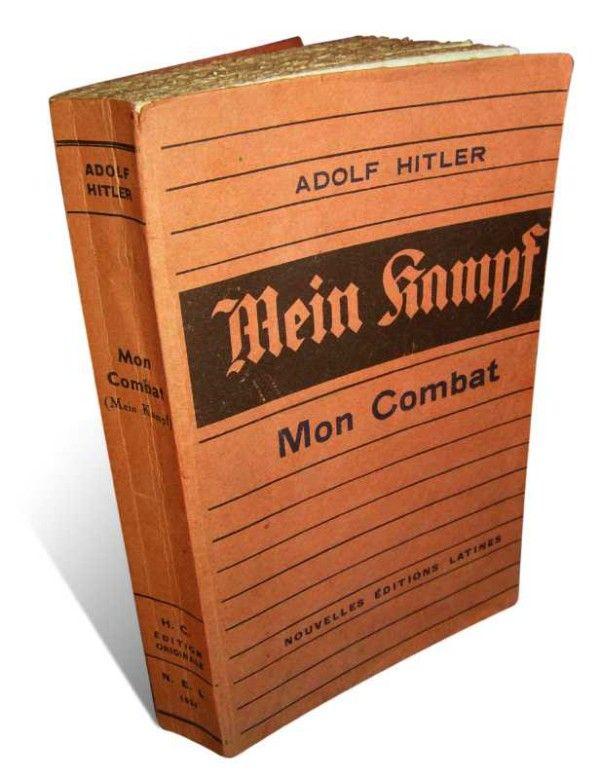 «Mein Kampf», histoire d'un livre | Déjà-vu | Francetv info