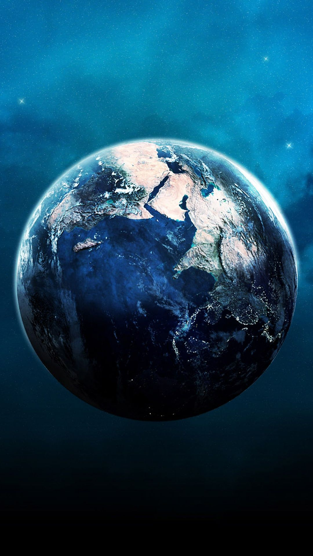 Earth S4 Wallpaper