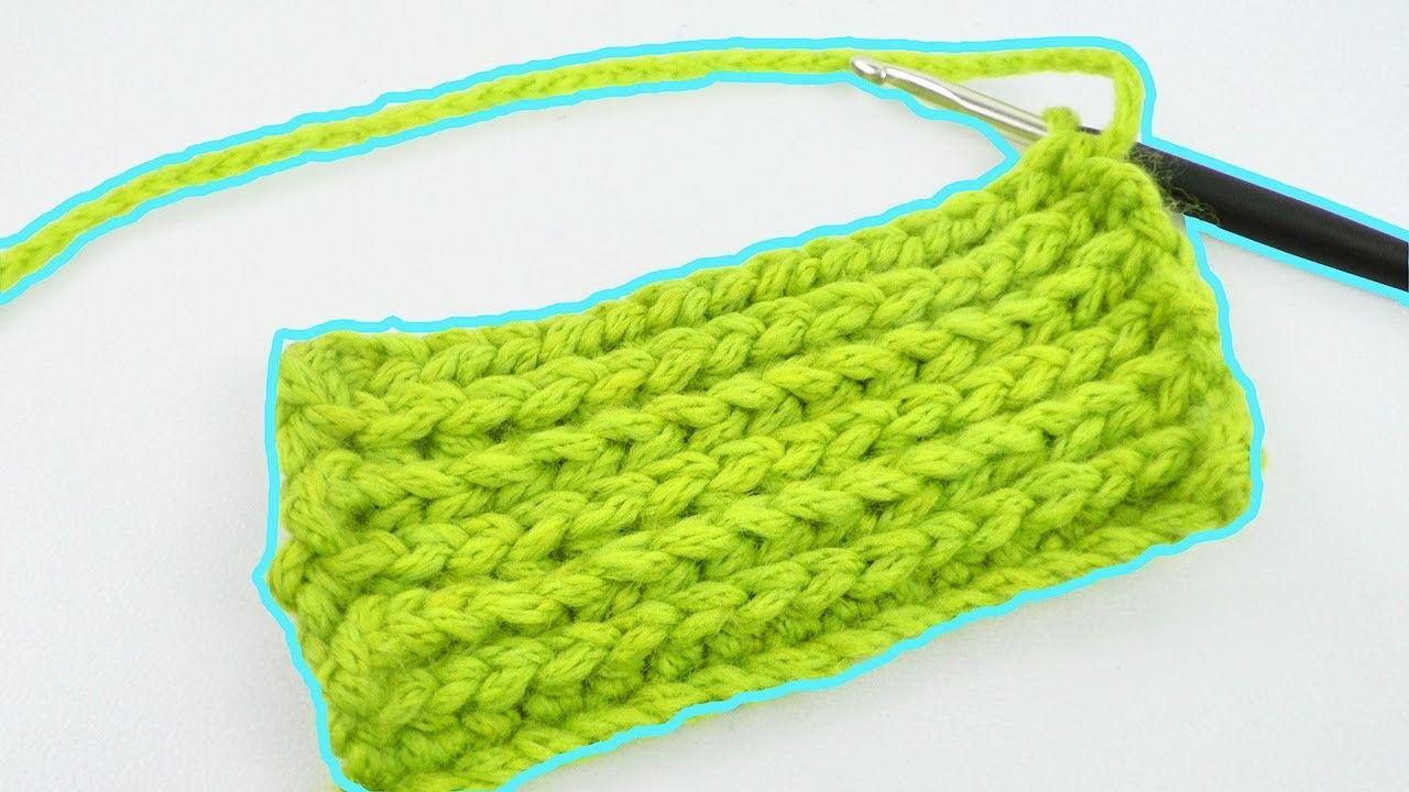 Strickstich Häkeln | Crochet