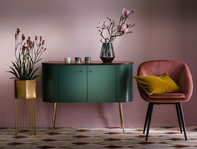 Art Deco-Motive in der neuen Kollektion La Redoute - Einrichtungs Ideen