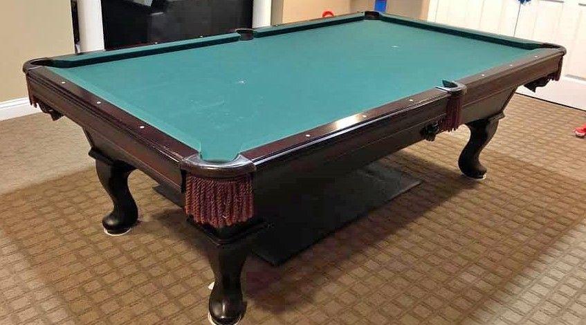 8 Pool Tables For Sale Pool Tables For Sale Pool Table Used Pool Tables