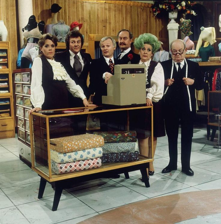 Are you being served 19721985 are you being served