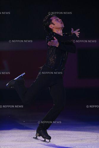 Daisuke Takahashi (JPN),.FEBRUARY 11, 2013 - Figure Skating : The ISU Four Continents Championships 2013, Gala Exhibition at Osaka Municpial Central Gymnasium, Osaka, Japan. (Photo by Jun Tsukida/AFLO SPORT) [0003] .