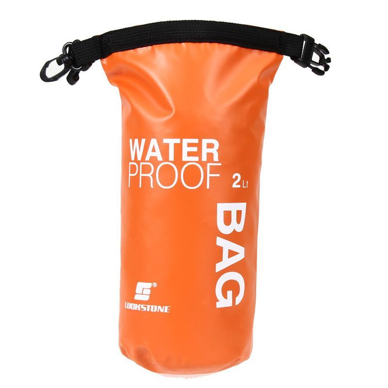 Ultralight 15L Waterproof Compression Dry Bag Sack Camping Swim Floating Nylon