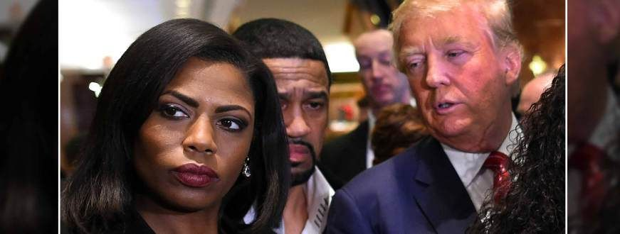 5 Things To Know about Omarosa, Trump's New Director of African-American Outreach