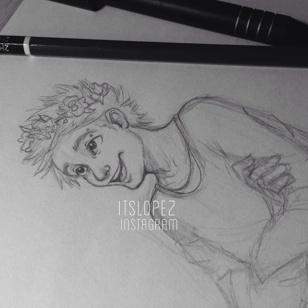 Flower crown Mikey✨😌🌻