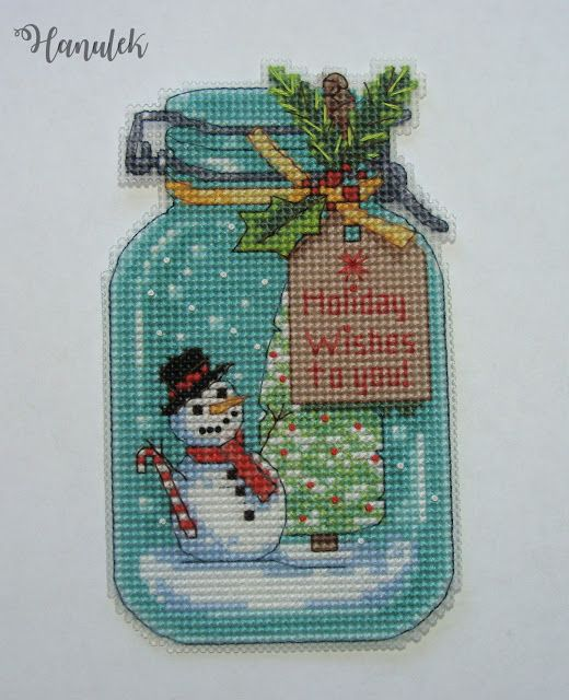 Christmas Jar Plastic Canvas Patterns Plastic Canvas Patterns Free Christmas Cross Stitch